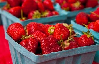 Strawberries - Sweet and fresh