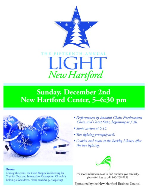 Light New Hartford upload