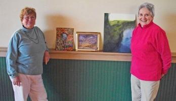 Senior ART Exhibit 2012_Mature _Inspirations