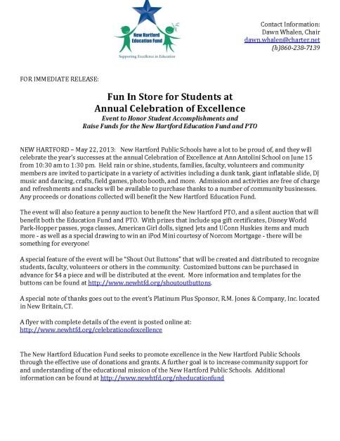 celebrationPress Release _2_